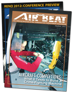 Air Beat covers
