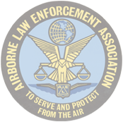 Airborne Law Enforcement Association seal