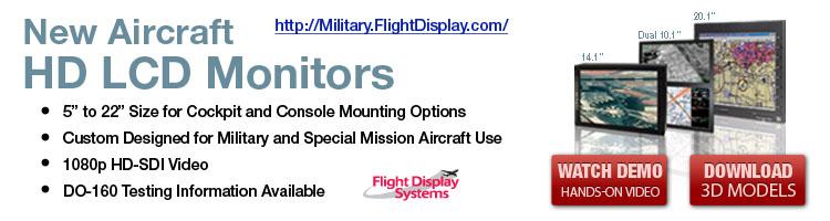 Flight Display Systems